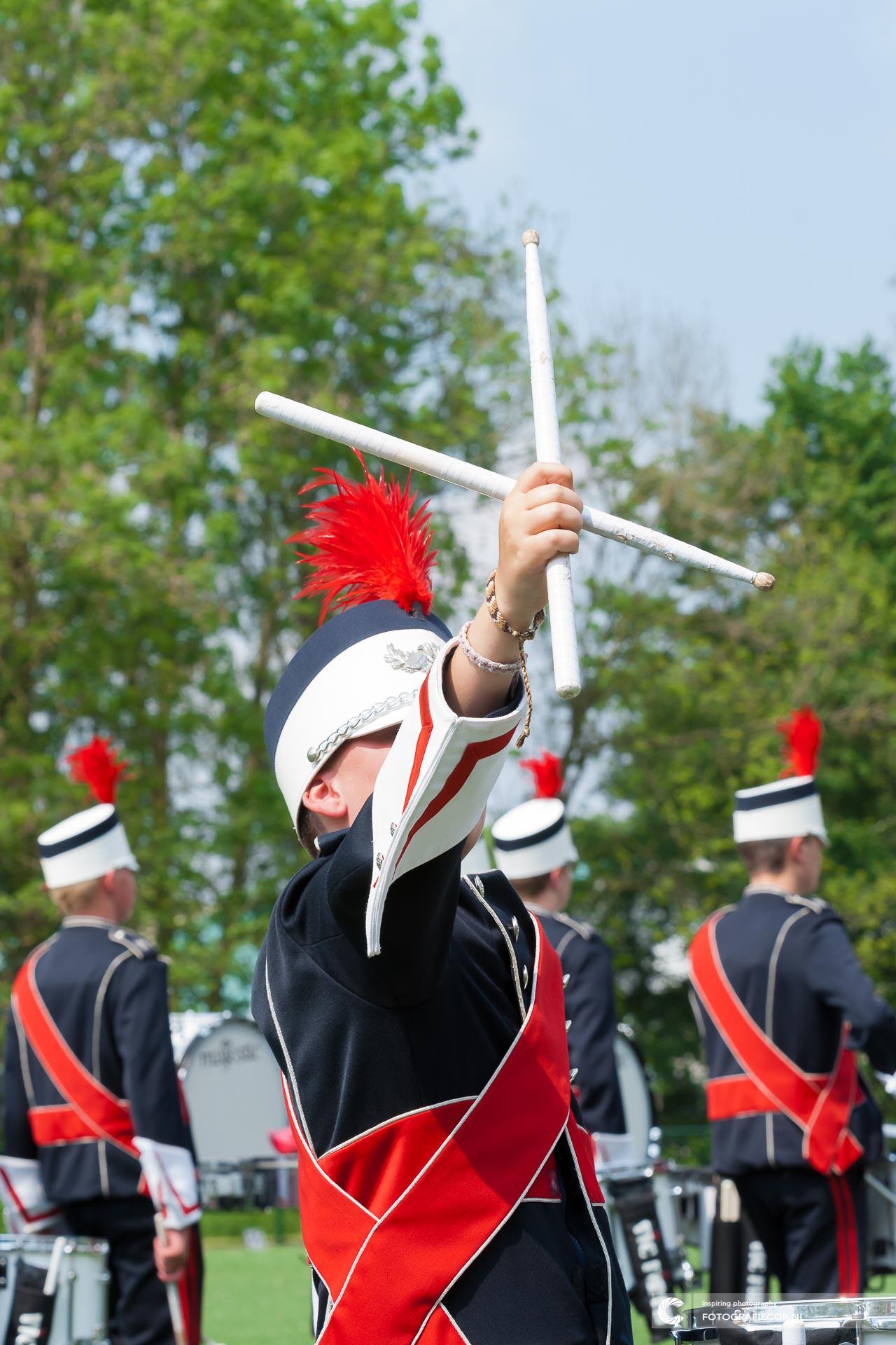 Jong KTK | Jubileum | wij zijn | jeugdkorps | Event| fotograaf | © Fotografiecor.nl
