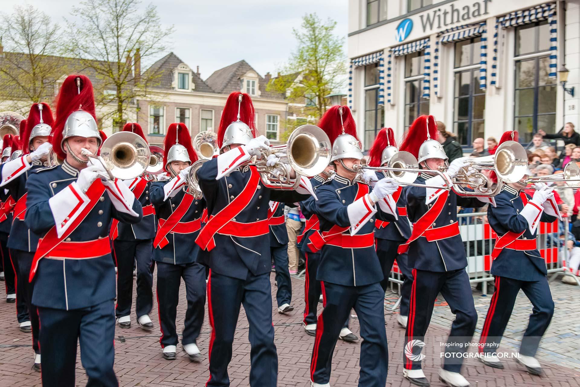 Boeking plaatsen | KTK | marsparade | Kampen | fotograaf | fotografie © Fotografiecor.nl