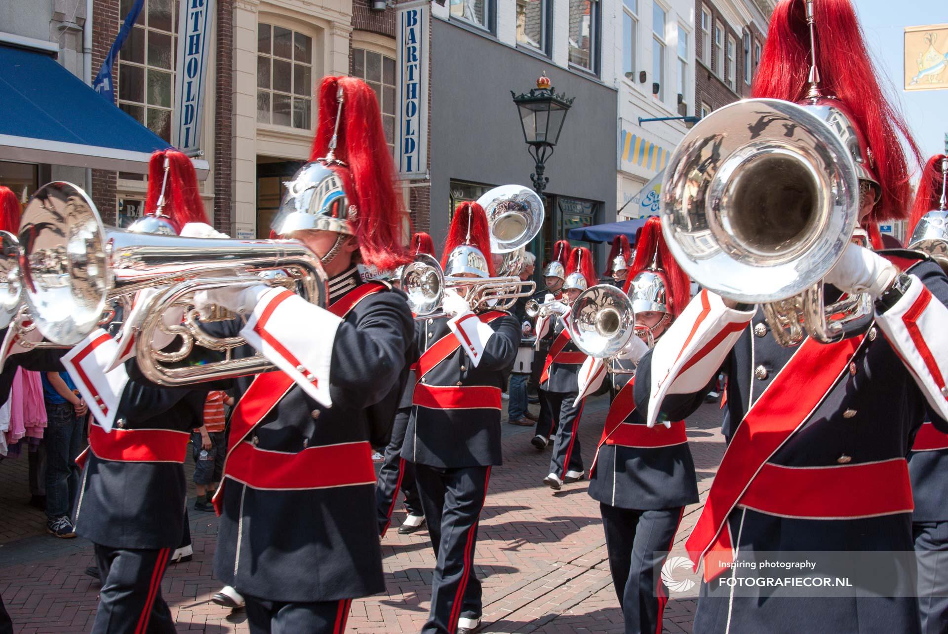 KTK | marchingband | Kampen | fotograaf | fotografie © Fotografiecor.nl