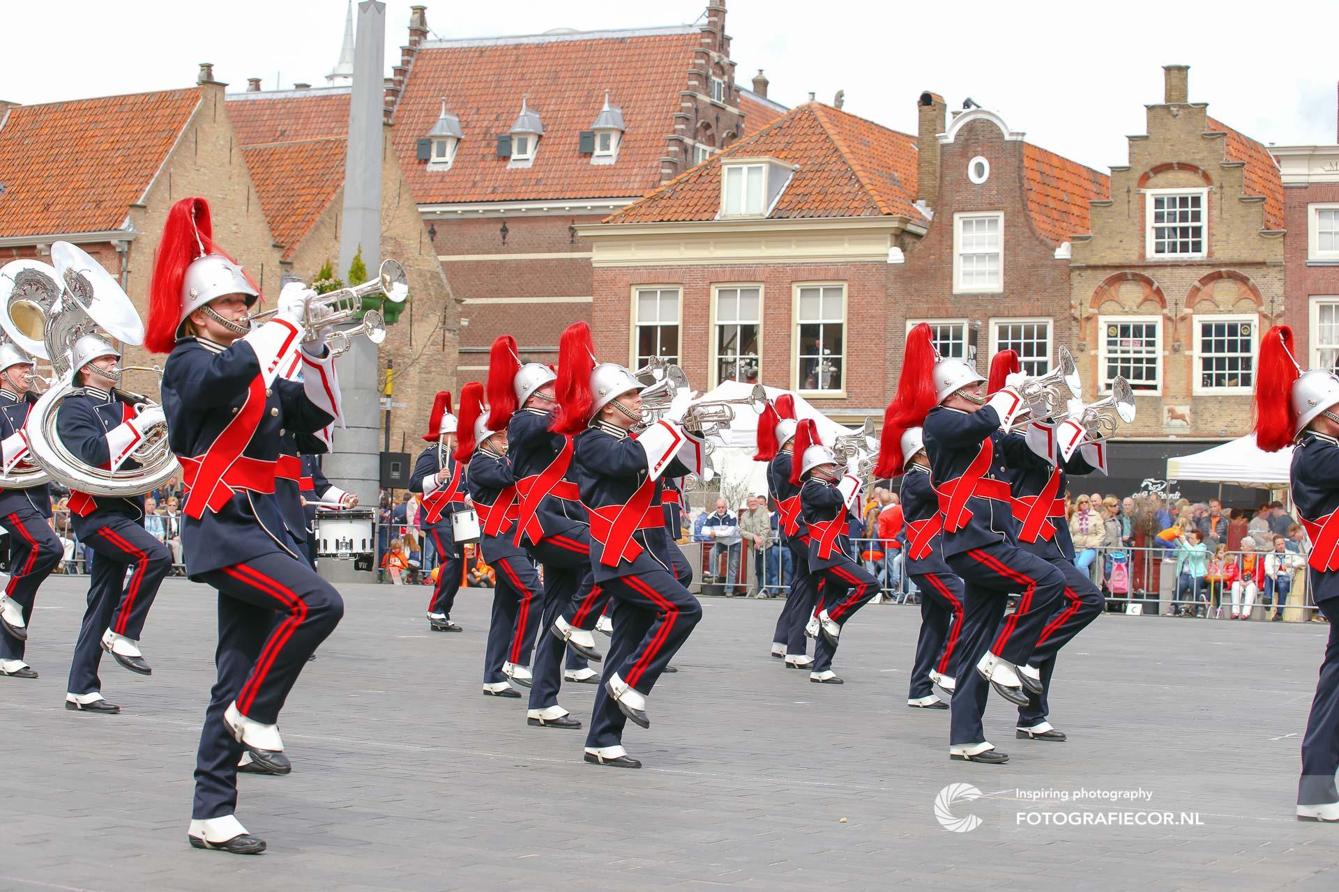 KTK | Showband | Kampen | fotograaf | fotografie © Fotografiecor.nl